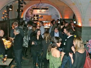 "The ""Farmed and Dangerous"" after party in New York City."