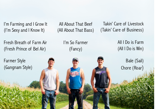 Peterson Farm Brothers: A Farm Family That Parodies Hit