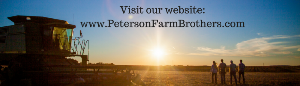 The Peterson Farm Blog